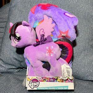 My Little Pony Twilight Dance Hugger & Silk Touch